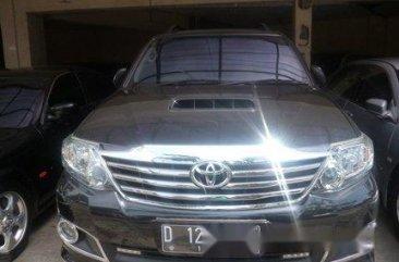 Toyota Fortuner G VNT 2012