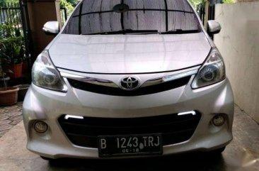 Toyota Avanza Velos 2013 MPV