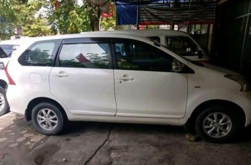 Toyota Avanza G 1.3 Manual 2013