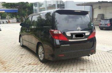 Toyota Alphard G 2011 MPV