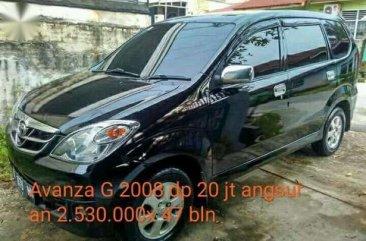 Toyota Avanza G 2008