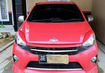 Toyota Agya TRD Sportivo A/T 2016 istimewa TT/BT