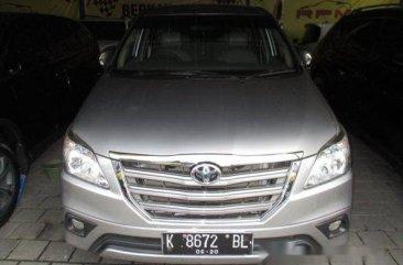 Toyota Kijang Innova 2.5G Mt 2015