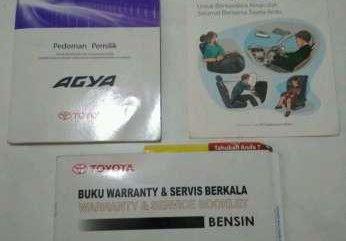 Jual Toyota Agya TRD Sportivo MT 2016
