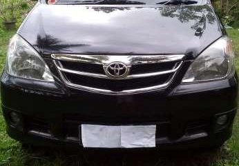 Toyota Avanza G 2011 Hitam