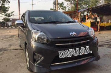 Jual Toyota Agya TRD Sportivo MT 2014 A/T Dp15 Body Mulus!