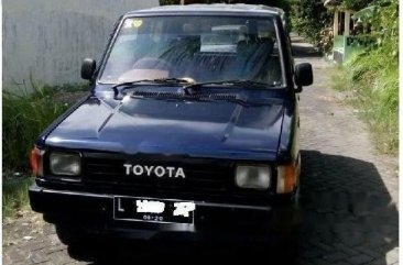 Jual mobil Toyota Kijang 1991 Jawa Timur