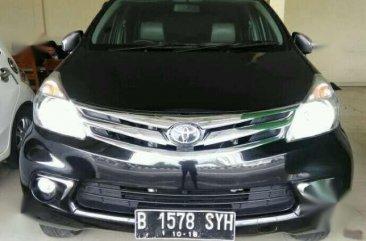 Toyota Avanza G 2013 Manual