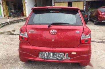 Toyota Etios G Valco 2016 M/T