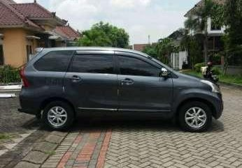 Toyota Avanza G Manual 2015