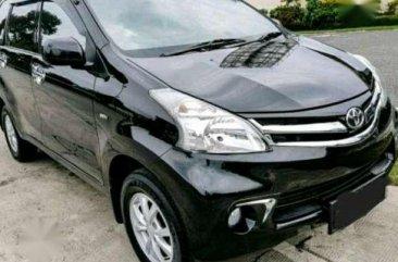Toyota Avanza G Hitam 2013