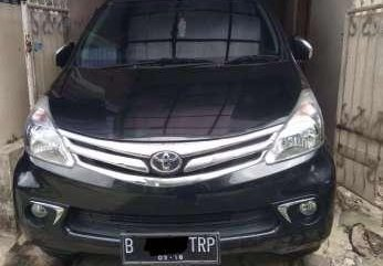 Toyota Avanza 1.3 G 2013 Hitam MT Manual