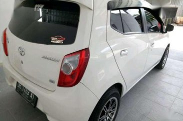 Jual Toyota Agya E 2013