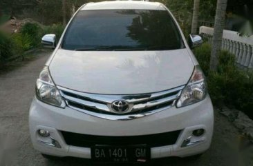 Toyota Avanza G 2015 Manual