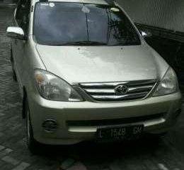 Toyota Avanza G 1,3 MT 2004