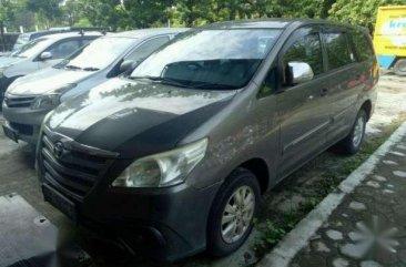 Toyota Innova E Tahun 2014