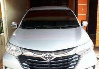Toyota Avanza G M/T Tahun 2017