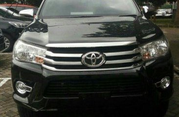 Toyota Hilux All New G 2018 Ready Stock