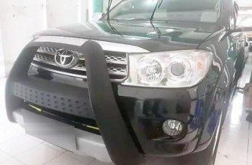 2011 Toyota Fortuner G TRD Sportivo