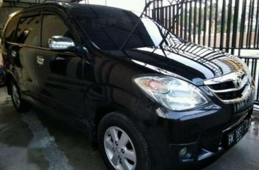 Toyota Avanza G 2009 Manual