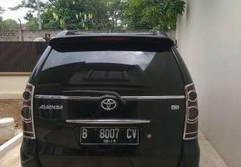 Toyota Avanza G  Manual 2009
