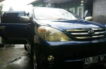 Toyota Avanza Manual Tahun 2004 Type G