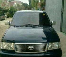 Toyota Kijang Manual Tahun 2002 Type LSX
