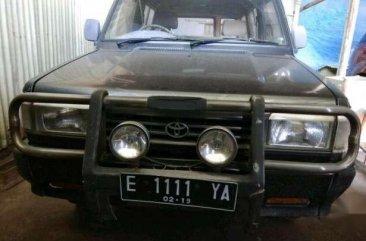 Toyota Kijang Manual Tahun 1994 Type LSX