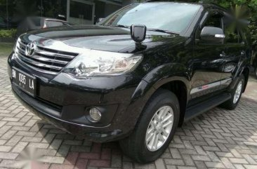 Jual mobil Toyota Fortuner G Luxury  A/T 2013