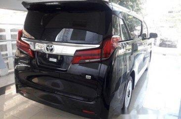 Toyota Alphard G AT 2018