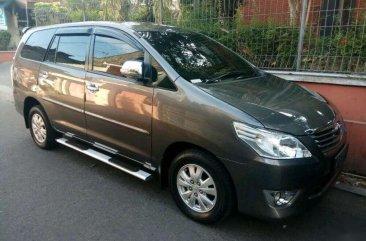 Toyota Innova 2011 dijual cepat