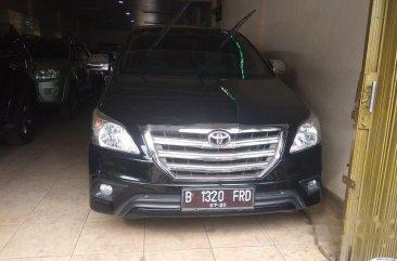 Jual Toyota Kijang Innova 2013, KM Rendah