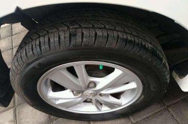 Toyota Avanza 2013 bebas kecelakaan