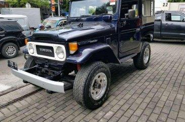 Butuh uang jual cepat Toyota Land Cruiser 1982