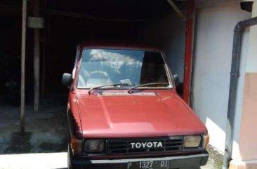 Jual Toyota Kijang 1991 Manual