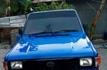 Toyota Kijang Pick Up  bebas kecelakaan