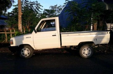 Toyota Kijang Pick Up 1989 bebas kecelakaan