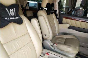 Toyota Alphard 2003 bebas kecelakaan