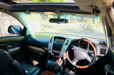 Toyota Harrier 2.4 dijual cepat