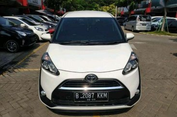 Jual Toyota Sienta 2018 Automatic