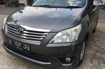 Jual Toyota Kijang Innova 2012 Automatic