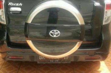 Jual Toyota Rush 2015 Manual
