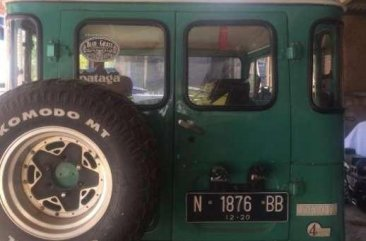Butuh uang jual cepat Toyota Hardtop 1969