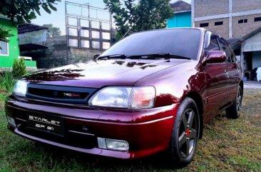 Jual Toyota Starlet 1.3 SEG harga baik