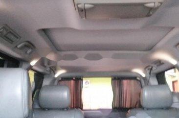 Toyota Alphard V bebas kecelakaan