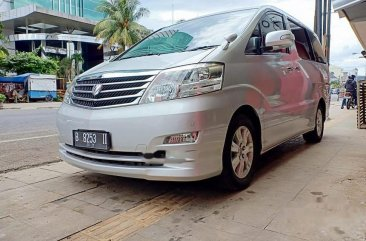 Toyota Alphard 2006 dijual cepat