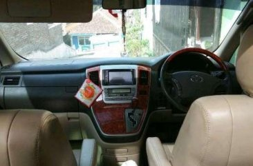 Jual Toyota Alphard 2005 harga baik