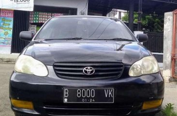 Jual Toyota Corolla Altis 2002 Manual