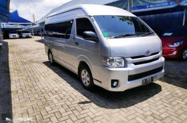 Jual Toyota Hiace 2017, KM Rendah