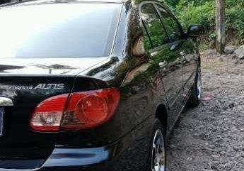 Jual Toyota Corolla Altis 2004 Manual